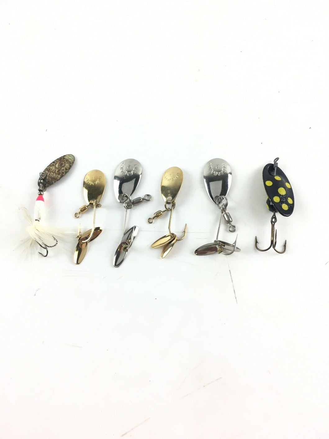 Vintage Fishing Lures Lot Of 8016