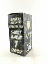 Load image into Gallery viewer, Pittsburgh Penguins EVGENI MALKIN  Stadium Giveaway SGA Bobblehead NEW 4733
