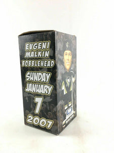 Pittsburgh Penguins EVGENI MALKIN  Stadium Giveaway SGA Bobblehead NEW 4733