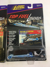 Load image into Gallery viewer, Johnny Lightning Top Fuel Legends Lot Of 2 DH 16
