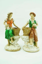 Load image into Gallery viewer, (2) UNIVERSAL STATUARY CORP FIGURINES - LOT 2826