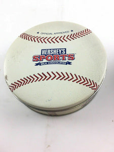 Vintage Hershey's Sports Chocolate Tin  -3618