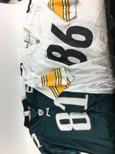 "Load image into Gallery viewer, Philidelphia Eagles And Pittsburgh Steelers ""ward"" & ""Owens""  Size 2XL 4967"