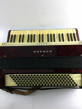 "Load image into Gallery viewer, Vintage Hohner Verdi II ""Dark Red"" B35"