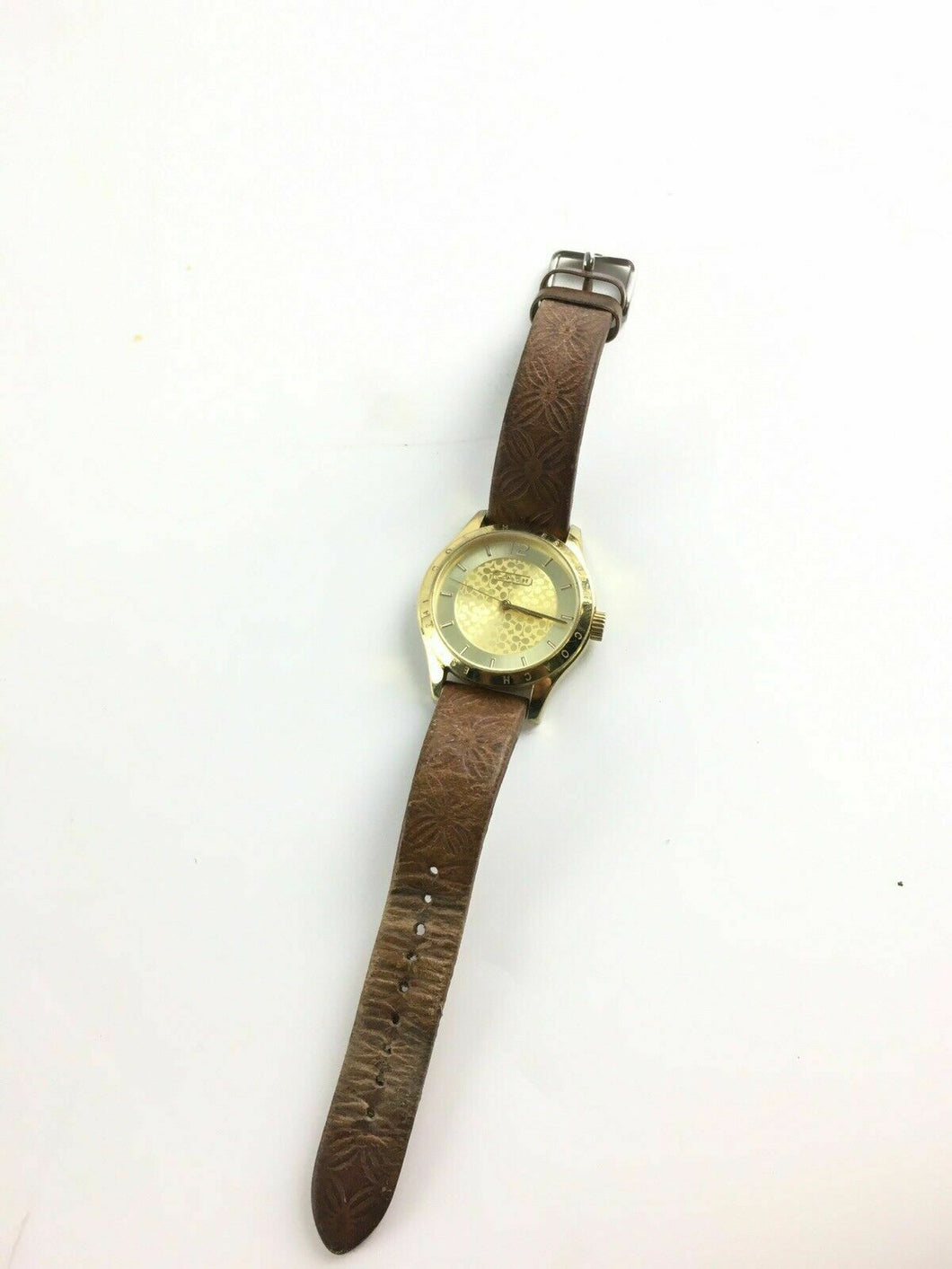 Vintage Womens Coach Watch 4554