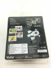 Load image into Gallery viewer, Vivitar 10x25 Binoculars With Built-in Digital Camera 4687