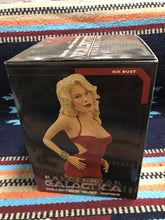 Load image into Gallery viewer, NOS Battlestar Galactica Cylon Six Bust by Diamond Select-9115