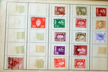 Load image into Gallery viewer, ASSORTED ANTIQUE FOREIGN AND DOMESTIC STAMPS - lot 3046