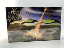 Load image into Gallery viewer, Pegasus 9002 War of the Worlds War Machines Attack 1/144 Scale Diorama Kit NIB