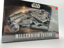 Load image into Gallery viewer, Star Wars Plastic Model Kit 1/144 MILLENNIUM FALCON The Force Awakens Bandai NEW
