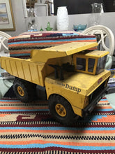 Load image into Gallery viewer, RARE! 2900 TONKA MIGHTY DUMP TRUCK 1ST EDITION 1964-1965 RUBBER TIRES - 9064