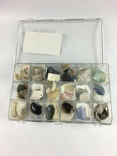 Load image into Gallery viewer, 2pc Rock/Crystal Collection Boxes - Lot 4163