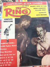 Load image into Gallery viewer, Assorted Lot Of 5 Vintage Boxing Magazines-1961-78 MINT-5488