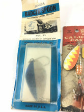 Load image into Gallery viewer, Vintage Spinners Fishing Lures 5007