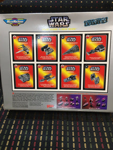NEW STAR WARS: A NEW HOPE - MICRO MACHINES SPACE COLLECTORS EDITION 8-PACK NIP