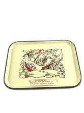 Load image into Gallery viewer, Antique ING-RICH Rare Porcelian Enamel Tray- Beaver Falls5251