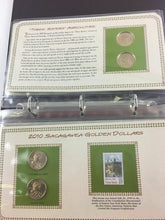 Load image into Gallery viewer, The Complete Collection of Uncirculated Sacagawea Golden Dollars -4453