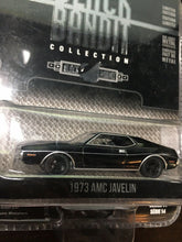 Load image into Gallery viewer, GREENLIGHT BLACK BANDIT 1973 AMC JAVELIN  SERIES 14