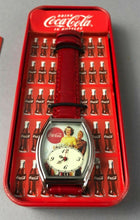 Load image into Gallery viewer, M.Z. BERGER & CO COCA COLA WRIST WATCH - LOT 3519