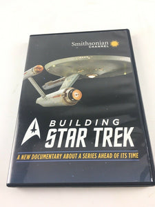 Building Star Trek - Smithsonian Channel (DVD) 3078