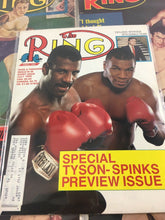 Load image into Gallery viewer, Assorted Lot Of 5 Vintage Boxing Magazines-1948-88 MINT-5513