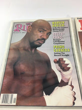 Load image into Gallery viewer, Assorted Lot Of 5 Vintage Boxing Magazines-1970-82 MINT-5529
