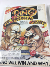 Load image into Gallery viewer, Assorted Lot Of 5 Vintage Boxing Magazines-1990-91 MINT-5543
