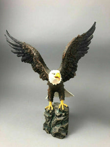 "TED BLAYLOCK'S WINGED PROTECTOR SERIES ""CANYON GUARDIAN"" - LOT 3444"