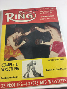 Assorted Lot Of 5 Vintage Boxing Magazines-1961-88 MINT-5480