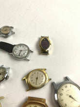 Load image into Gallery viewer, Assorted Lot Of 25 Timex Watch Dials (No Bands)- 4790