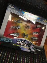 Load image into Gallery viewer, NEW STAR WARS: A NEW HOPE - MICRO MACHINES SPACE COLLECTORS EDITION 8-PACK NIP
