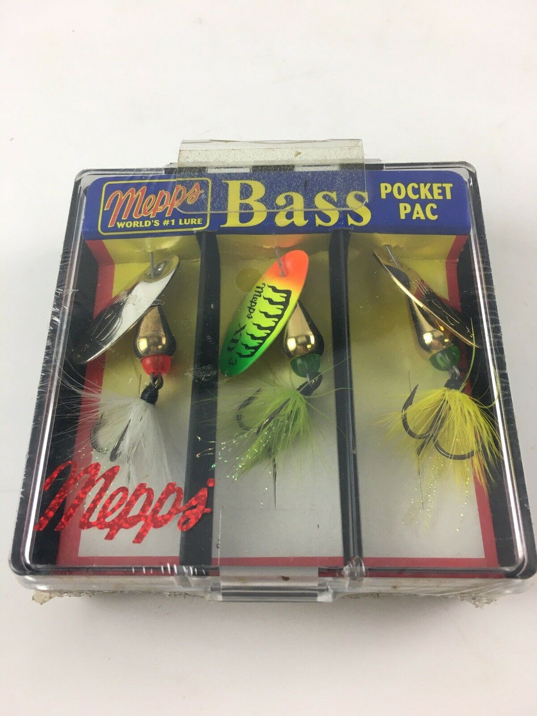 Vintage Fishing Lures New In Box 5384