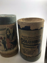 Load image into Gallery viewer, Antique Lot Of 4 Edison Record Cylinders- 5326