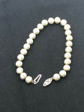 Load image into Gallery viewer, 2 piece sterling beaded necklace and bracelet.