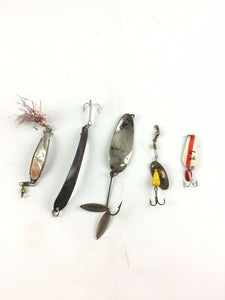 Vintage Fishing Lures Lot Of 5428