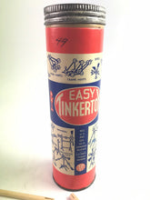 Load image into Gallery viewer, Vintage Tinker Toys Senior Tinkertoy Windlass Drive 1944- 5285