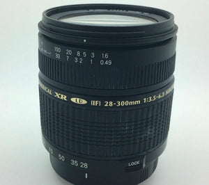 Tamron LD 185D 28-300mm f/3.5-6.3 LD Aspherical AF IF Lens For Minolta - L 4098R