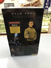 "Load image into Gallery viewer, NIB 2009 Star Trek Movie Command Collection Sulu 12"" Action Figure- 3216"