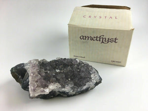 Amethyst Crystal Geode - Lot 3857