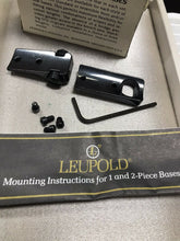 Load image into Gallery viewer, Leupold STD 2-Piece Base 37004 W/ Box- 5800