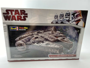 Revell Model Kit Star Wars Han Solo's Millennium Falcon 2008 NEW Sealed Box