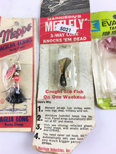 Load image into Gallery viewer, Vintage Fishing Lures Lot Of 5 5021