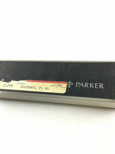 Vintage Parker Pen Pencil Set 4564