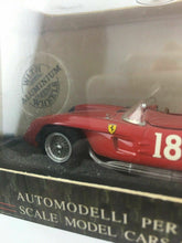 "Load image into Gallery viewer, Bang Ferrari 250 TR 1/43 Scale ""18""  4651"