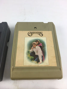Vintage 8-track Tapes: Kansas, Carpenters, Beach Boys & Air Supply 5661