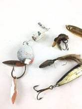 Load image into Gallery viewer, Vintage Fishing Lures Lot Of 5 5451