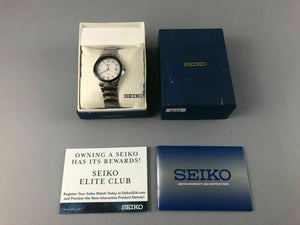 SEIKO SGED97 MEN'S WRIST WATCH 7N42-0DW0 - LOT 3513