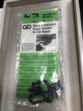 "Load image into Gallery viewer, Uncle Mikes Quik Detach 1"" Super Swivels Set 1403-2 QD 115 DSG 5781"