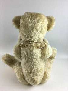 Vintage Hand Made Bear By Barbara J. Clark - Lot 3377