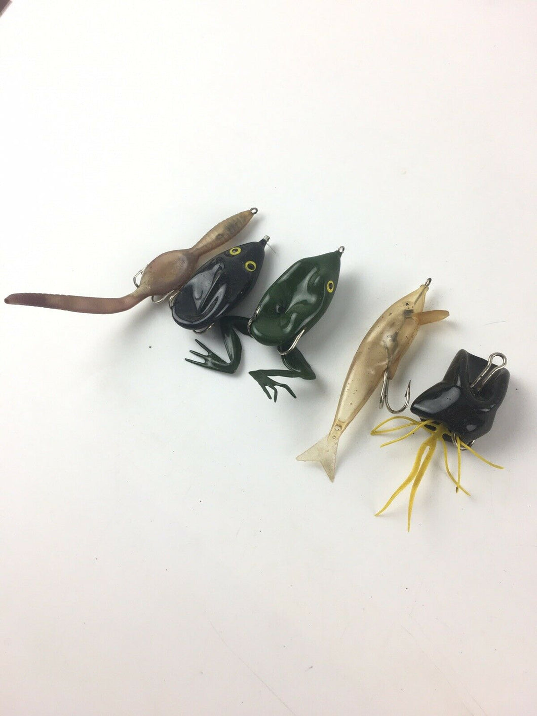 Vintage Fishing Lures Lot Of 5 5461